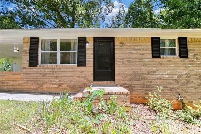 3517 Birchwood Drive, Winston, GA 30187 (MLS #6952413) :: North Atlanta Home Team