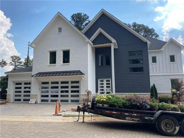 4588 Divine Court NE, Marietta, GA 30067 (MLS #6952426) :: North Atlanta Home Team