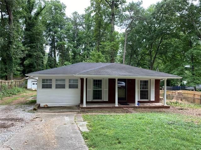 62 Melinda Way SE, Smyrna, GA 30082 (MLS #6952457) :: Kennesaw Life Real Estate