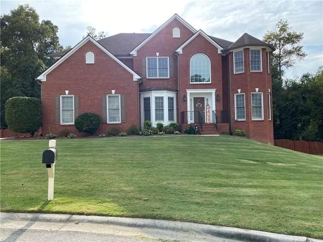 3015 Gold Creek Drive, Villa Rica, GA 30180 (MLS #6952471) :: North Atlanta Home Team