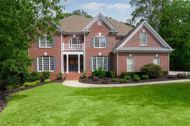 1720 Eversedge Drive, Alpharetta, GA 30009 (MLS #6952501) :: North Atlanta Home Team