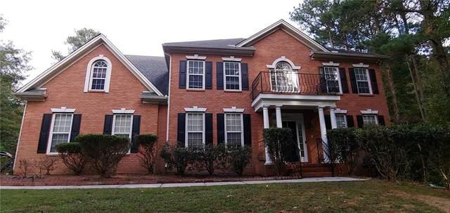 180 Mill Run, Fayetteville, GA 30214 (MLS #6952548) :: North Atlanta Home Team