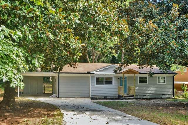 5902 Baywood Lane, Riverdale, GA 30296 (MLS #6952613) :: North Atlanta Home Team