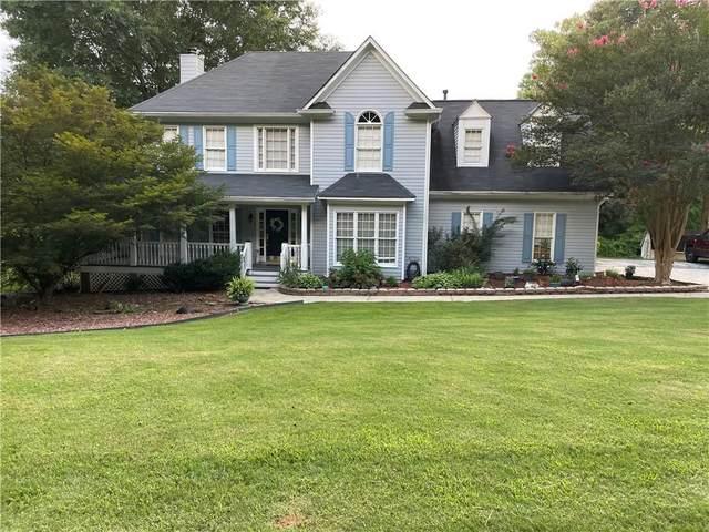 352 Greycoat Bluff SW, Marietta, GA 30064 (MLS #6952616) :: Kennesaw Life Real Estate
