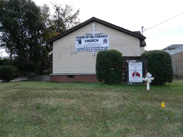 1070 Dill Avenue, Atlanta, GA 30310 (MLS #6952632) :: Virtual Properties Realty