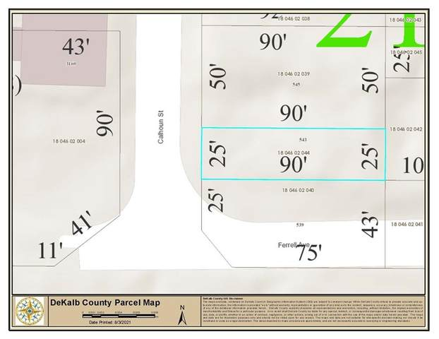 543 Calhoun Street, Scottdale, GA 30079 (MLS #6952669) :: HergGroup Atlanta