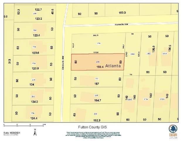 275 Childs Drive NW, Atlanta, GA 30314 (MLS #6952677) :: Virtual Properties Realty