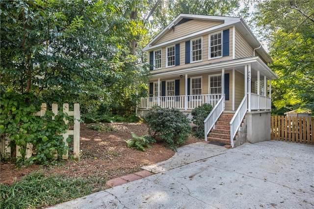 450 Leonardo Avenue NE, Atlanta, GA 30307 (MLS #6952679) :: North Atlanta Home Team