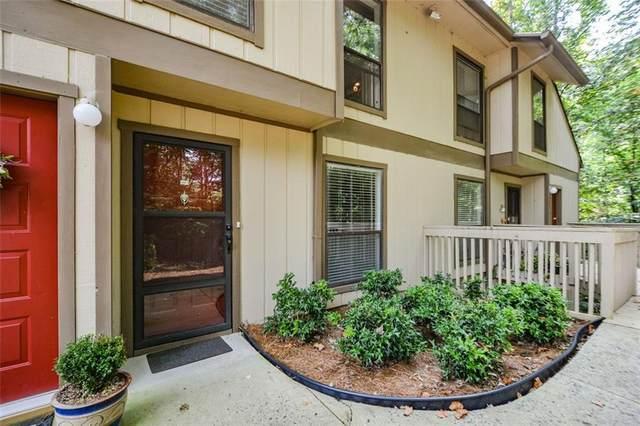 1607 Woodcliff Drive, Sandy Springs, GA 30350 (MLS #6952680) :: The Kroupa Team | Berkshire Hathaway HomeServices Georgia Properties