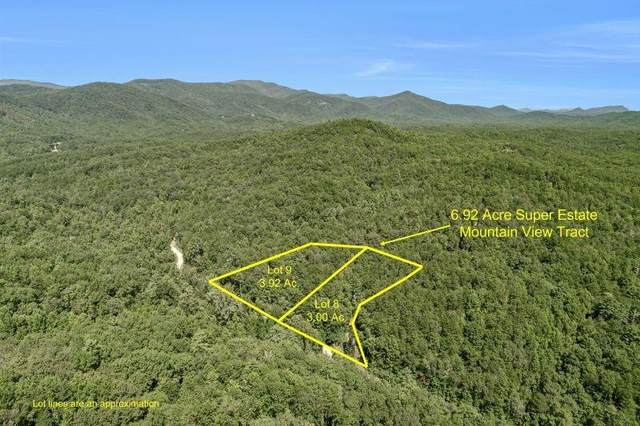0 Whispering Tree Way Lots 8 & 9, Sautee Nacoochee, GA 30571 (MLS #6952690) :: HergGroup Atlanta