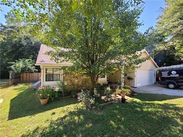 5087 Rails Way, Norcross, GA 30071 (MLS #6952695) :: Path & Post Real Estate