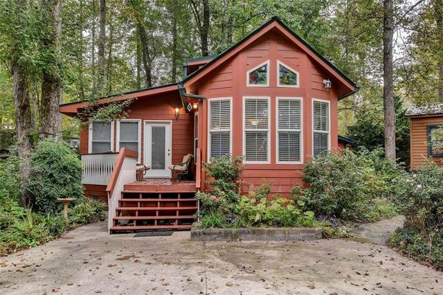 196 Elkmont Trail, Cleveland, GA 30528 (MLS #6952700) :: Dawn & Amy Real Estate Team