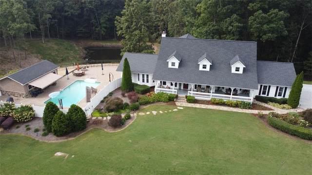 429 Greeson Bend Road, Chatsworth, GA 30705 (MLS #6952709) :: North Atlanta Home Team