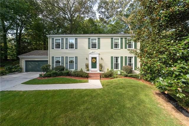 410 Pebblestone Circle SE, Marietta, GA 30067 (MLS #6952717) :: North Atlanta Home Team
