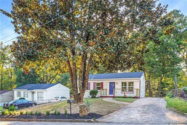 1189 Octavia Street SE, Atlanta, GA 30315 (MLS #6952773) :: North Atlanta Home Team