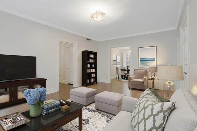 8 Collier Road NW B1, Atlanta, GA 30309 (MLS #6952802) :: The Kroupa Team | Berkshire Hathaway HomeServices Georgia Properties