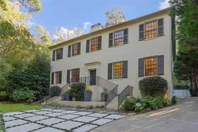 1203 The By Way NE, Atlanta, GA 30306 (MLS #6952811) :: Tonda Booker Real Estate Sales