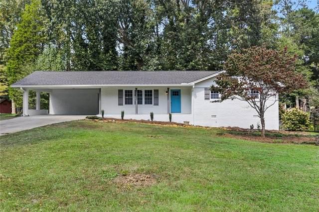 558 Carlouetta Road SW, Mableton, GA 30126 (MLS #6952846) :: North Atlanta Home Team