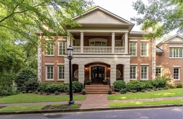 3148 E Addison Drive, Alpharetta, GA 30022 (MLS #6952856) :: Path & Post Real Estate