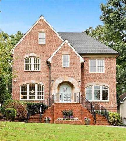 4685 E Conway Drive NW, Atlanta, GA 30327 (MLS #6952868) :: Virtual Properties Realty