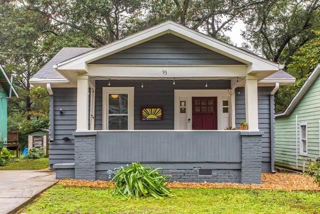 95 Cleveland Street SE, Atlanta, GA 30316 (MLS #6952885) :: Dawn & Amy Real Estate Team
