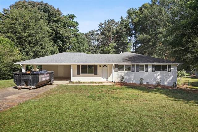 6356 Pine Frost Drive, Douglasville, GA 30135 (MLS #6952914) :: Lantern Real Estate Group
