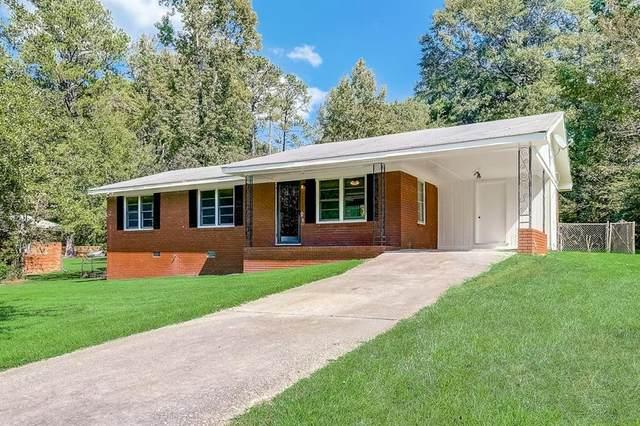 6279 Vera Lane SW, Mableton, GA 30126 (MLS #6952922) :: North Atlanta Home Team