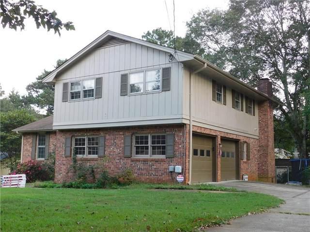 935 Sweet Briar Trail SE, Conyers, GA 30094 (MLS #6952948) :: North Atlanta Home Team