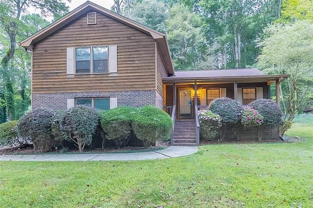 5259 Rockbridge Drive, Stone Mountain, GA 30087 (MLS #6953036) :: North Atlanta Home Team