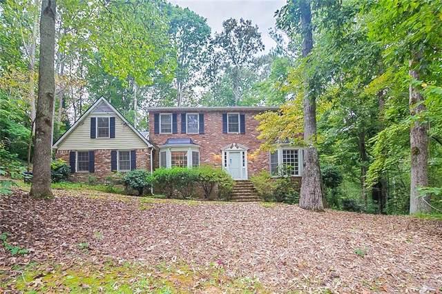 1225 Ridgefield Drive, Roswell, GA 30075 (MLS #6953051) :: North Atlanta Home Team