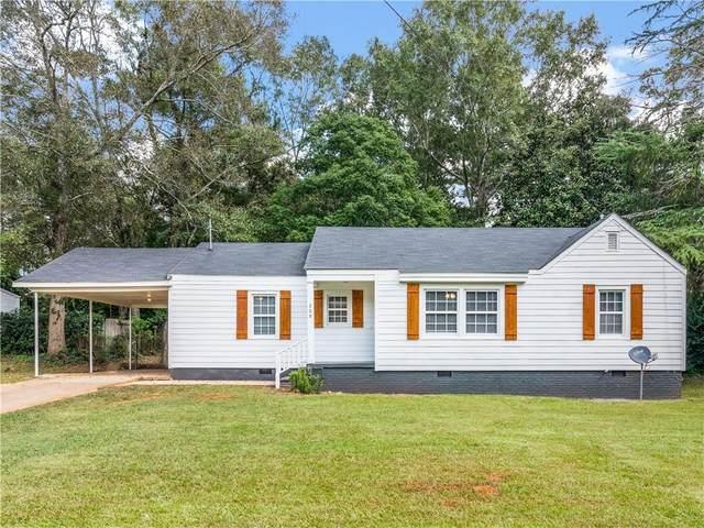 209 Upson Avenue, Thomaston, GA 30286 (MLS #6953091) :: North Atlanta Home Team