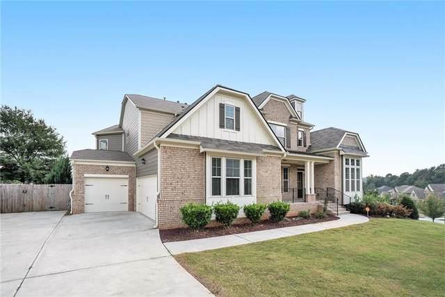 1177 Great Glen Way, Lawrenceville, GA 30045 (MLS #6953133) :: Kennesaw Life Real Estate