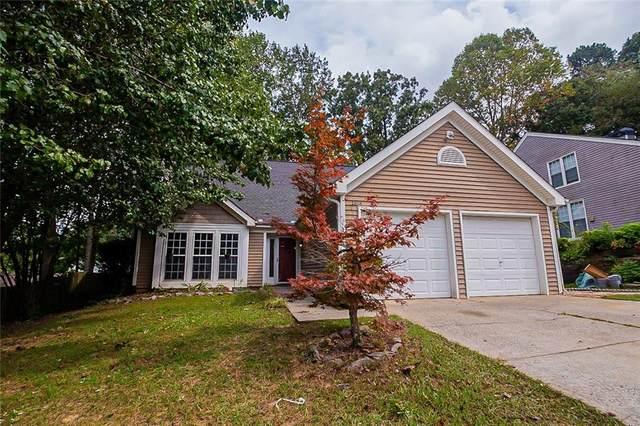 1814 Crestwood Drive NW, Acworth, GA 30102 (MLS #6953141) :: North Atlanta Home Team