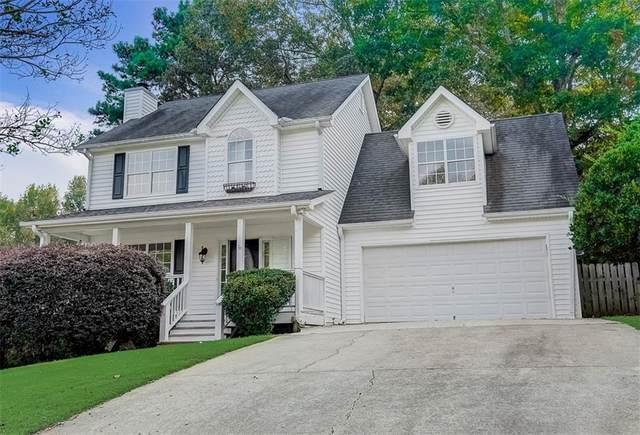 386 Westchester Way, Canton, GA 30115 (MLS #6953147) :: North Atlanta Home Team
