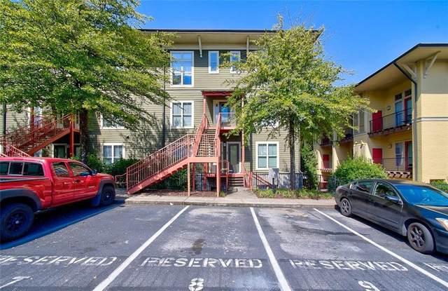 1195 Milton Terrace SE #3406, Atlanta, GA 30315 (MLS #6953159) :: Todd Lemoine Team