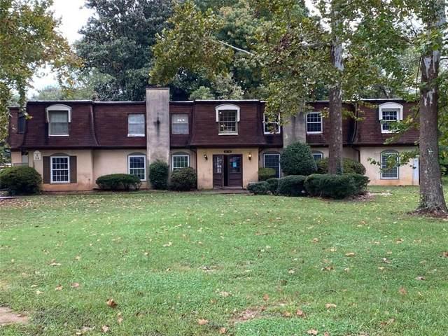 34 Le Parc Fontaine, Lithonia, GA 30038 (MLS #6953163) :: Tonda Booker Real Estate Sales