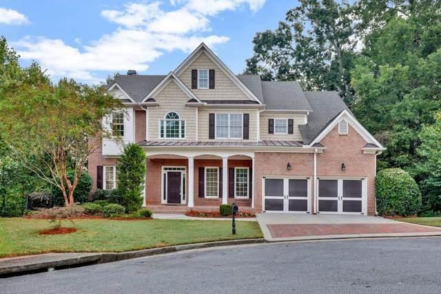 465 Trowgate Lane, Sandy Springs, GA 30350 (MLS #6953167) :: Path & Post Real Estate