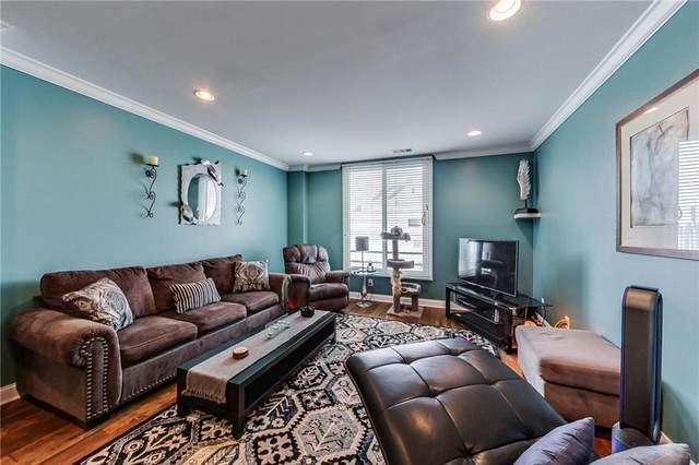 1421 Peachtree Street NE #310, Atlanta, GA 30309 (MLS #6953168) :: Dillard and Company Realty Group