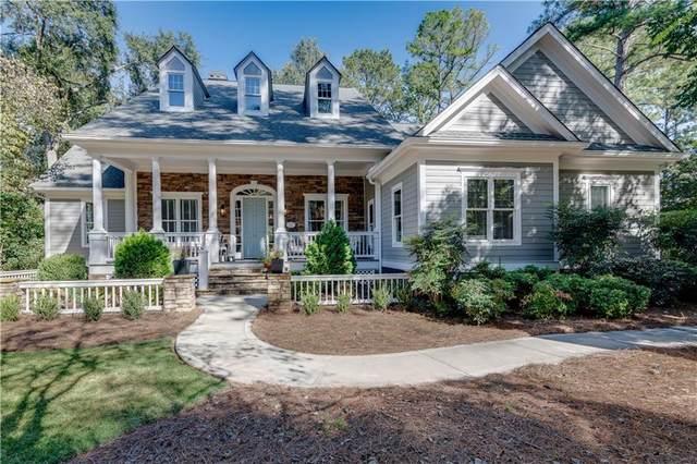 121 Millpond Trace, Eatonton, GA 31024 (MLS #6953171) :: North Atlanta Home Team