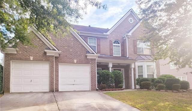 3561 Preserve Wood Lane, Loganville, GA 30052 (MLS #6953189) :: The Gurley Team