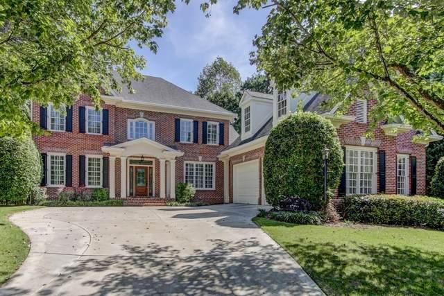 245 High Point Walk, Atlanta, GA 30342 (MLS #6953199) :: The Kroupa Team   Berkshire Hathaway HomeServices Georgia Properties