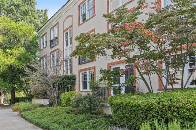 7 Park Lane NE E, Atlanta, GA 30309 (MLS #6953215) :: The Kroupa Team | Berkshire Hathaway HomeServices Georgia Properties