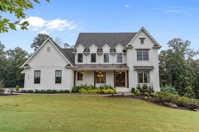 15805 Bon Endriot Drive, Milton, GA 30004 (MLS #6953229) :: North Atlanta Home Team