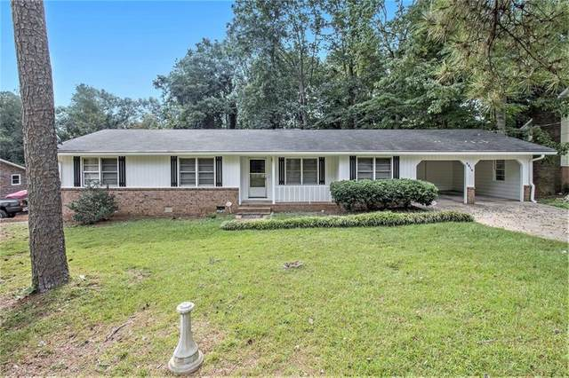 5619 Stewart Mill Road, Douglasville, GA 30135 (MLS #6953235) :: North Atlanta Home Team