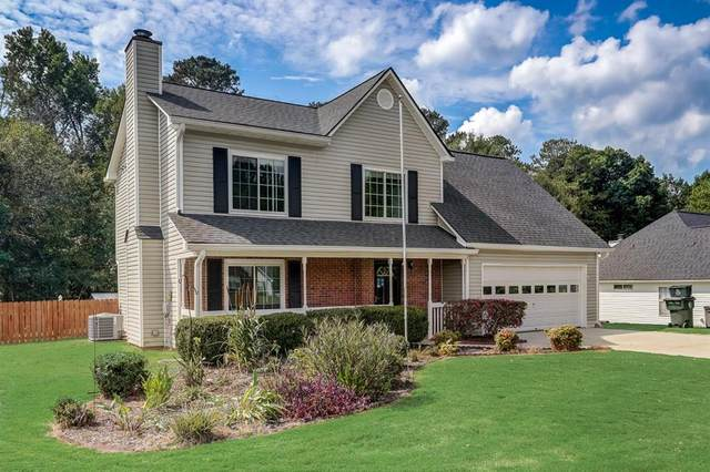 612 Magnolia Drive, Loganville, GA 30052 (MLS #6953246) :: North Atlanta Home Team