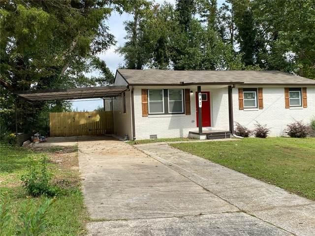 947 Fairburn Road NW, Atlanta, GA 30331 (MLS #6953251) :: North Atlanta Home Team