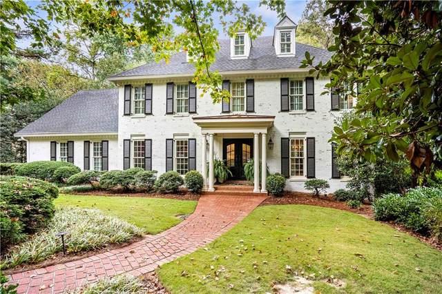 70 Old Powers Place, Atlanta, GA 30327 (MLS #6953256) :: North Atlanta Home Team