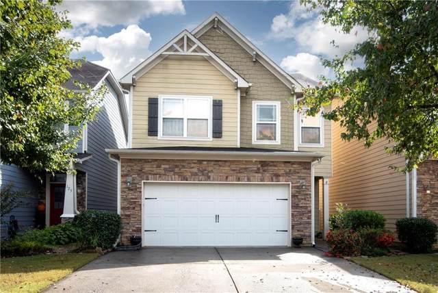 135 Oakmont Drive, Dawsonville, GA 30534 (MLS #6953280) :: North Atlanta Home Team