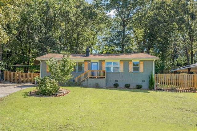 1086 Azalea Circle, Marietta, GA 30062 (MLS #6953306) :: North Atlanta Home Team