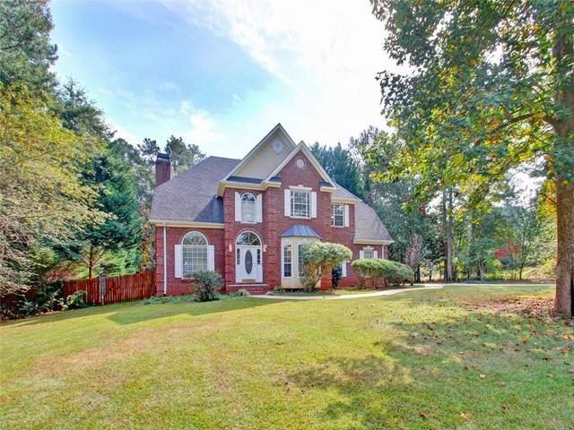 206 Arthur Drive, Mcdonough, GA 30252 (MLS #6953319) :: Path & Post Real Estate